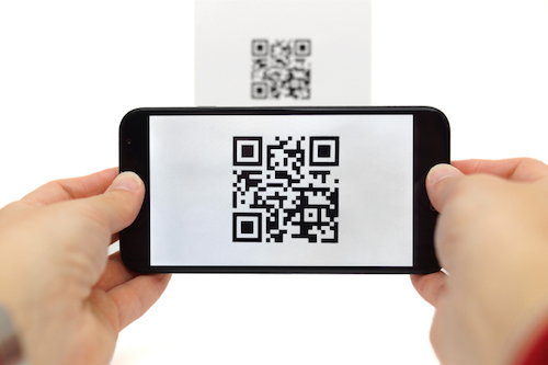Transparence QR Code
