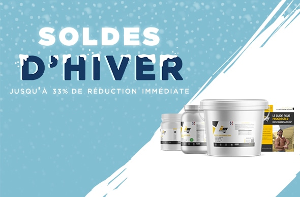 Soldes hiver 2020 All-musculation