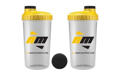 Shaker All-Musculation