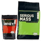 Pack Masse Optimum Nutrition