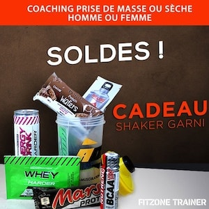 Programme coaching All-musculation Soldes