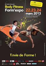 Salon BodyFitness Paris 2013