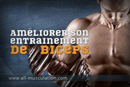 am?liorer son entra?nement des biceps
