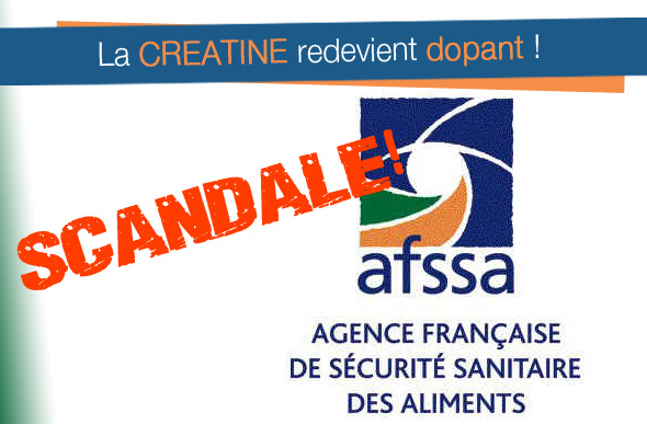Creatine poisson avril
