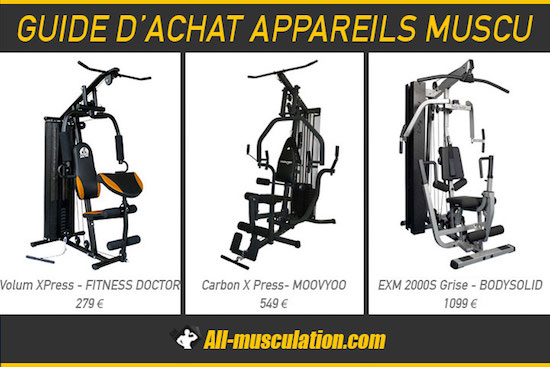 Meilleur banc guid smith machine de musculation for Guide musculation