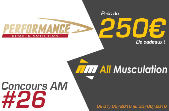Concours 26 All-musculation