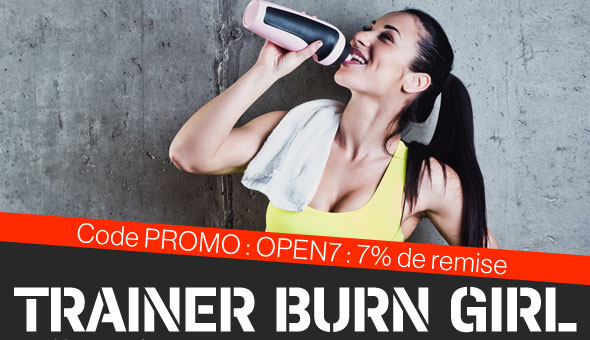 FitZone Trainer Burn Girl
