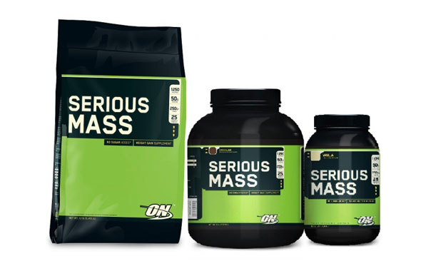 Serious mass de Optimum Nutrition