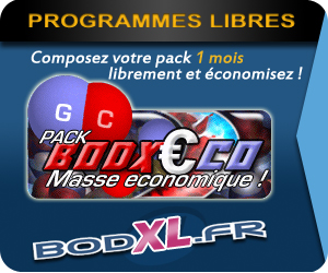 Pack masse �conomique