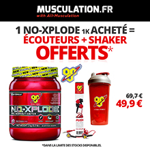 Boutique musculation.fr