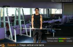Variantes du rowing vertical