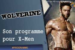 Wolverine : son programme de X-Men pour Days of the future past