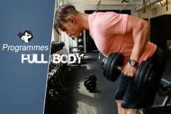 Programme de musculation full body