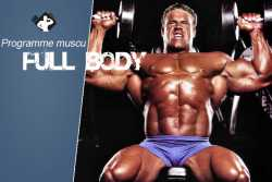 Programme de musculation en full body
