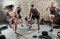 Hit-high intensity training