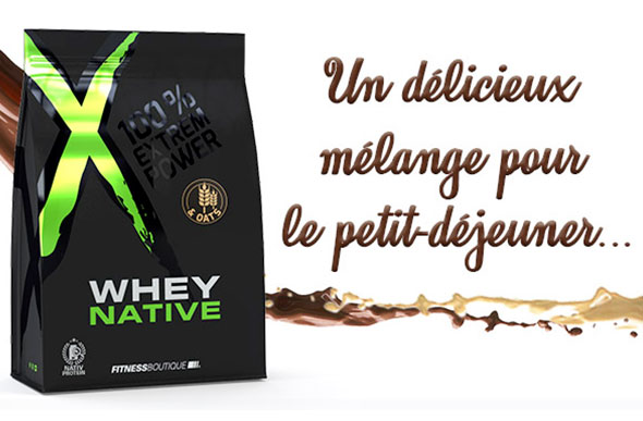 Gainer Whey & Oat de Xnative