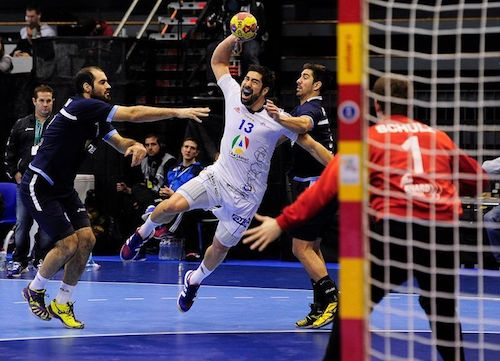 Force au handball