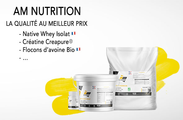 Avancement AM Nutrition