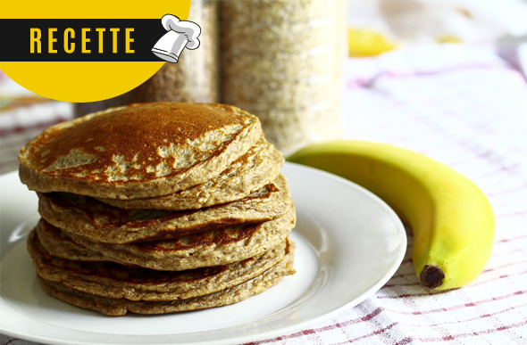Recette Pancakes All-musculation