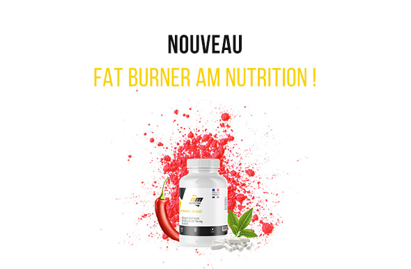 Fat Burner AM Nutrition