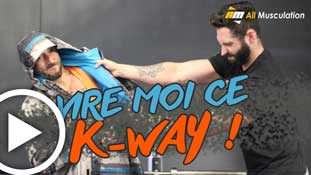Vire-moi ce K-way !