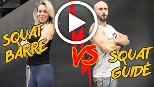 Squat Libre vs Squat Guidé !