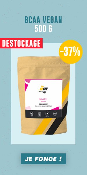 destockage bcaa neutre