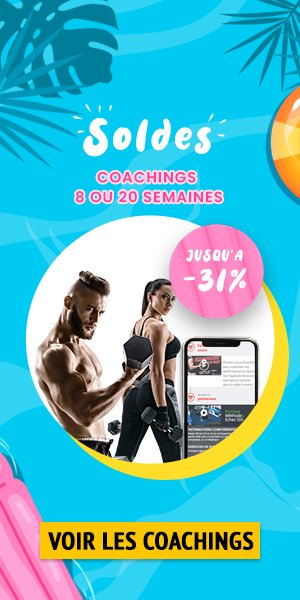 Soldes coachings fitzone trainer