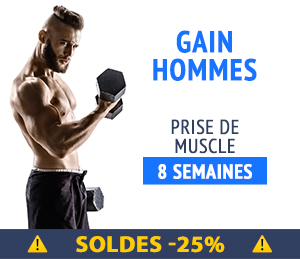 Coaching Prise de Muscle