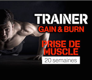 Programme de musculation FitZone TRAINER