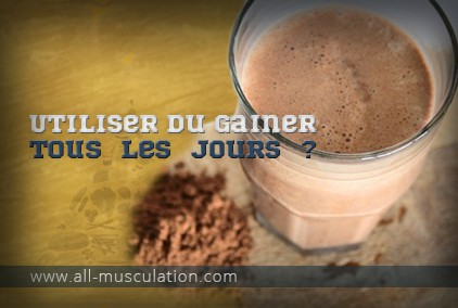 weight gainer tous les jours