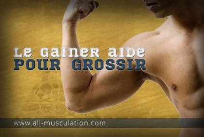 gainer pour grossir