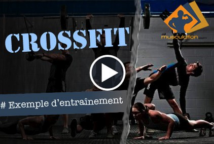 Exemples programme Crossfit