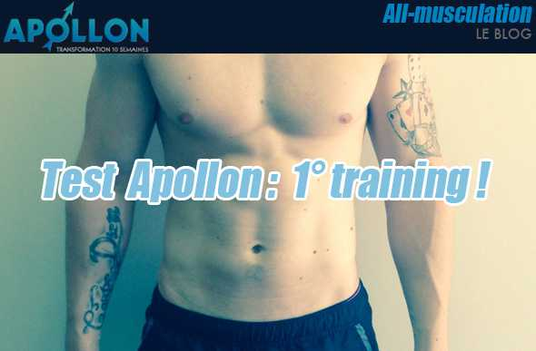 Test Apollon jour 1