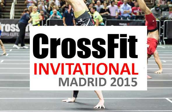 CrossFit : Les Invitationals 2015 à Madrid