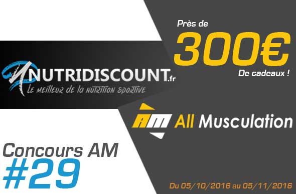 Concours 29 All-musculation