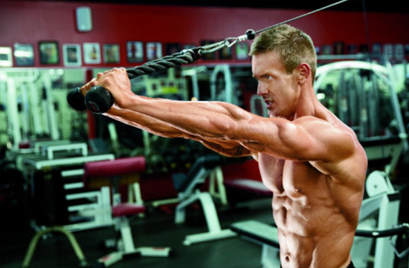 Comment muscler les triceps ?