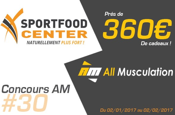 Concours tractions All-musculation