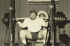 programme force 5x5 Terry Todd Squat