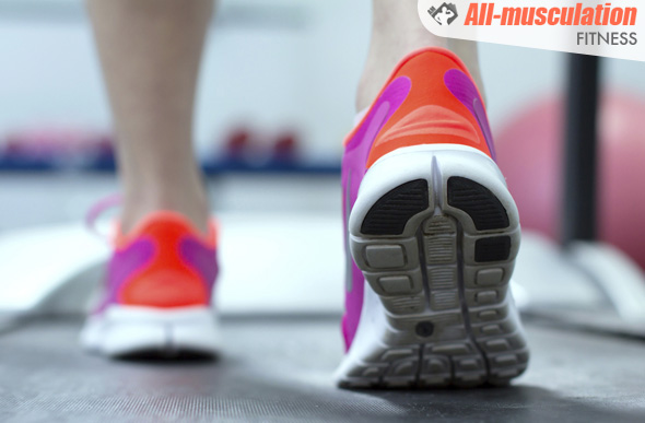 Chaussures pour courir